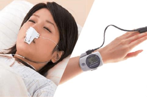 業界別:SAS(睡眠時無呼吸症候群)検査の実施割合